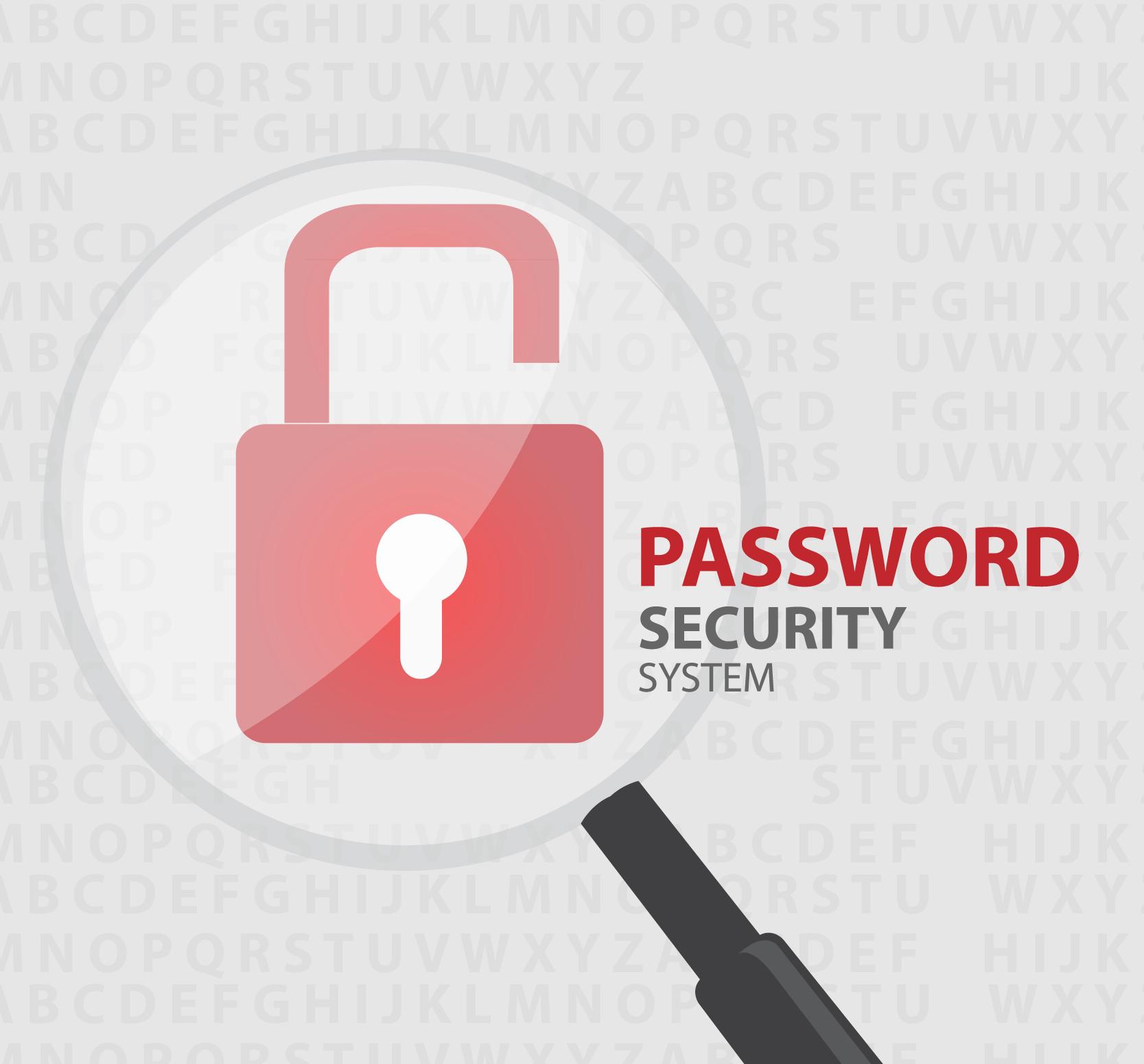Sécurité des mots de passe